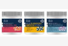 휴온스내츄럴, 대용량 '이너셋 액티브 유산균' 3종 출시