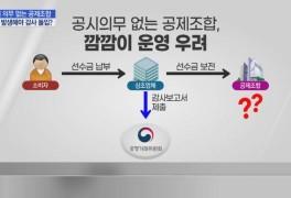 '깜깜이' 운영 상조 공제조합…'뒷북' 감시 규정 손봐야