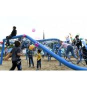 오산 꿈놀이터 우수어린이 안전한놀이터추천 놀이시설 선정