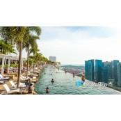 아시아를 벗어나 날아간 아라비안카지노 용, 싱가포르