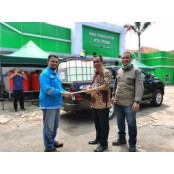 KOMIPO donates 10,000 NAOCL protective clothing to NAOCL Indonesia fighting the NAOCL COVID-19