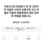 """""""동물병원 비아그라 바꿔치기""""…인체용 비아그라처방 의약품 남용"""