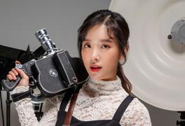 """[화보] 송민경 """"출연 예정 영화 '신황제를 위하여' 파격적인 연기 기대"""""""