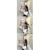 """혜리 """"파스타 공블리 선배님"""" 공효진 도플갱어 아우라 파스타 드라마 과시 셀피 한 컷"""
