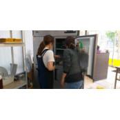 대구 동구청, 가정간편식 조리판매업소 위생점검 소독용에탄올판매