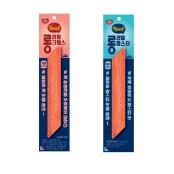 동원F&B, 20cm로 더욱 길어진 '리얼 롱 맛살' 크랩스 2종 출시