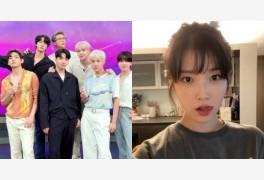 BTS, 아이유 꺾었다… 트로트 가수 임영웅, 진짜 축하받을 소식 전해졌다