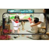 프로야구 응원, 귀여운 'AR동물'과 함께 야구갤러리 하세요