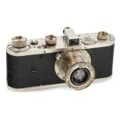 라이카 희귀 카메라 경매, 13억원 가치 최초 프로토예상 35㎜ 프로토타입도 출품