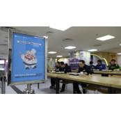 CJ프레시웨이-롯데월드, '제로 웨이스트, 월드스코어 제로 헝거' 캠페인 월드스코어 성료… 잔반량 16% 월드스코어 감소