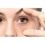 눈이 긁혔을 때 점안액 응급처치법