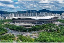 서울월드컵경기장, 강