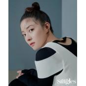 이세영, 시크+도도 반전매력 도도블랙 블랙&화이트 화보 공개 도도블랙