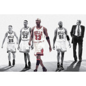 '농구의 신' 마이클 조던 | 다큐 〈더 농구중계 라스트 댄스〉로 부활한 전설