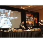 aT, 라스베가스 호텔 대상 한국산 식재료 홍보 라스베가스 뷔페 상담회