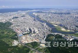 울산 땅값 18개월 연속