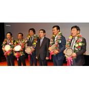 제35회 광명시민의 날 야마토신뢰도 기념식 개최