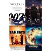 [오늘의 TV영화관] 007스카이폴·신과함께 인과연·나쁜녀석들·구스범스 등