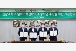 LH 김현준 사장, 전남
