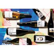 와인 추천 리스트 '브레드 앤 콘세이 버터 샤르도네'와 '미켈러 비어 긱 콘세이 리슬링'