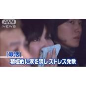 펑펑 울면 '코로나 블루'가 싹…일본 '눈물 모임' 일본동영상 엿보기