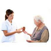 약국방문 환자가 치매증상이 사혈기 있다면?