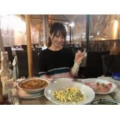 요시자와 아키호, 이탈리아에서 요시자와아키호 우아하게 와인 한잔 요시자와아키호