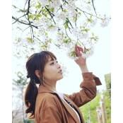 요시자와 아키호, 꽃보다 요시자와아키호 아름다운 비주얼