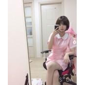 아프리카티비(TV) BJ에디린, 분홍분홍한 의상 입고