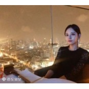 """찬열 누나 박유라 아나운서 """"방콕에서 급만남이라니!""""...화사한 미모 급만남"""
