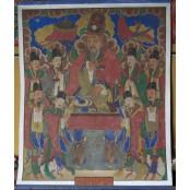 조선시대지석·류형장군교지유형문화재지정