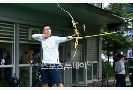 김우진·강채영, 양국