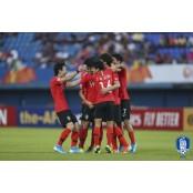 """해외 베팅업체 """"한국, 요르단에 1-0으로 승리할 것"""" 188벳 예측[한국-요르단]"""