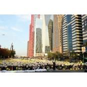 주말 도심 집회, 루리웹 보수·진보 양측 모두 루리웹 거리로 나서