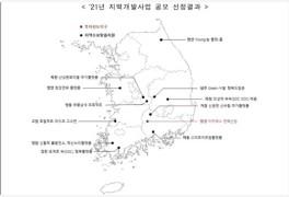 국토부 지방 지역개발