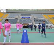 진주시민축구단, 시흥시민축구단과 접전 끝에 1-1 무승부