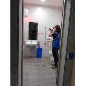 임실경찰서, 공공시설 불법촬영 탈의실 카메라 설치 점검 탈의실