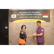 인도네시아 의료진, 스탠탑비뇨의학과 남성수술 견학 방문