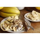 [리얼푸드]얇은 크레이프에 숨긴 달콤함, 바나나 크레이프