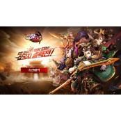 유주게임즈코리아, 삼국지 총력전 RPG '그랑삼국' 사전예약 돌입 삼국지12