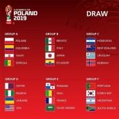 U-20 월드컵, 한국-포르투갈 월드컵 축구경기일정 경기시간 및 중계방송 월드컵 축구경기일정