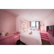호텔 마리나베이서울, 테마 바니룸 별 캐릭터룸 선봬 바니룸