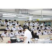 취업 특화 교육을 진행하는 요리학교 해외카지노취업 한호전