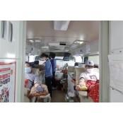 파라다이스 제주 카지노, 혈액 수급위기 극복 위해 카지노 헌혈 동참