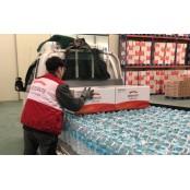 희망브리지, 일본 크루즈 탑승 격리자 일본성인방송 구호키트 지원