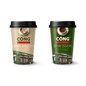 """""""베트남 정통 커피 콩카페 '콩카페'를 가까운 편의점에서 콩카페 만나보세요"""""""