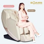 안마의자도 인공지능 시대...브람스 안마의자, AI스피커 장착한 신형 안마의자 브랜드 안마의자 출시