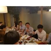 농협금융 김광수 회장, 청년이사들과