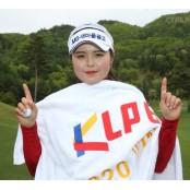 """송가은, KLPGA 드림투어 첫 우승…""""목표는 7m스코어 상금왕"""""""