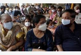 인도, 코로나 사망자